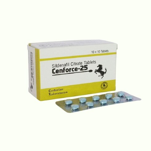 Cenforce 25 Mg