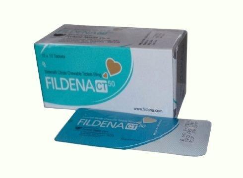 Fildena CT 50 Mg