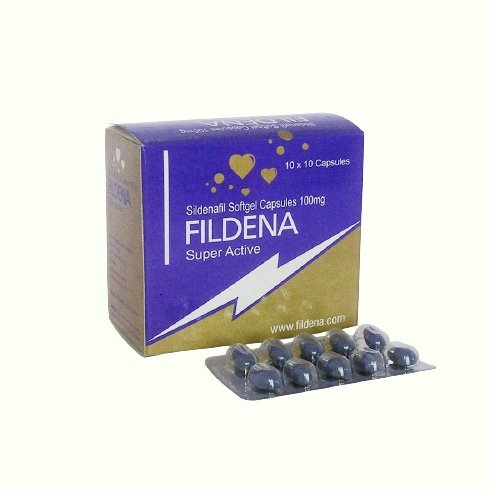 Fildena Super Active