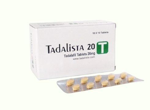 Tadalista 20 Mg