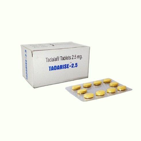 Tadarise 2.5 Mg