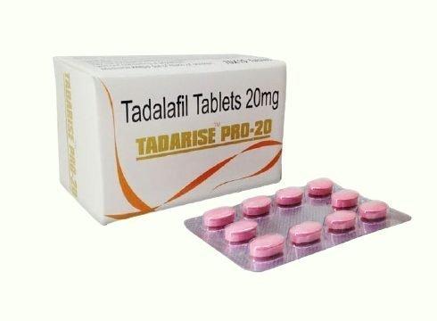 Tadarise Pro 20 Mg