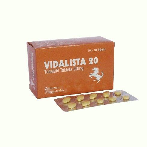 Vidalista 20 Mg